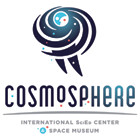 COSMOSPHERE REVEALS NEW LOGO, TAGLINE AT CHAMBER LUNCHEON