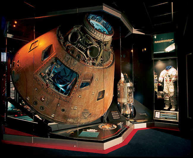 Celebrate Apollo 13 During Spring Break (March 14-29) at the Cosmosphere!