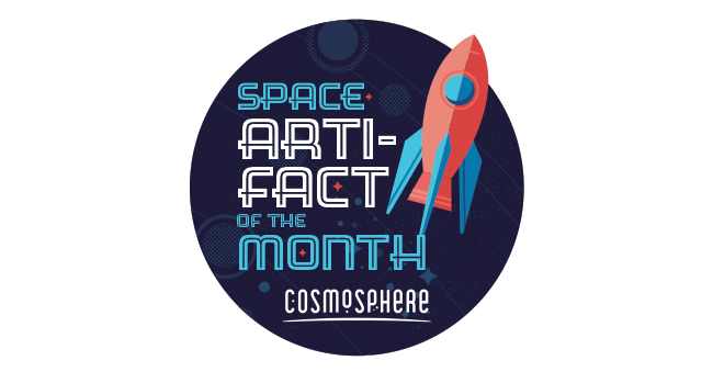 Space Artifact of the Month