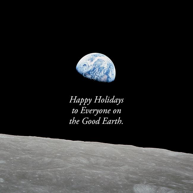 Happy Holidays and Happy New Year!