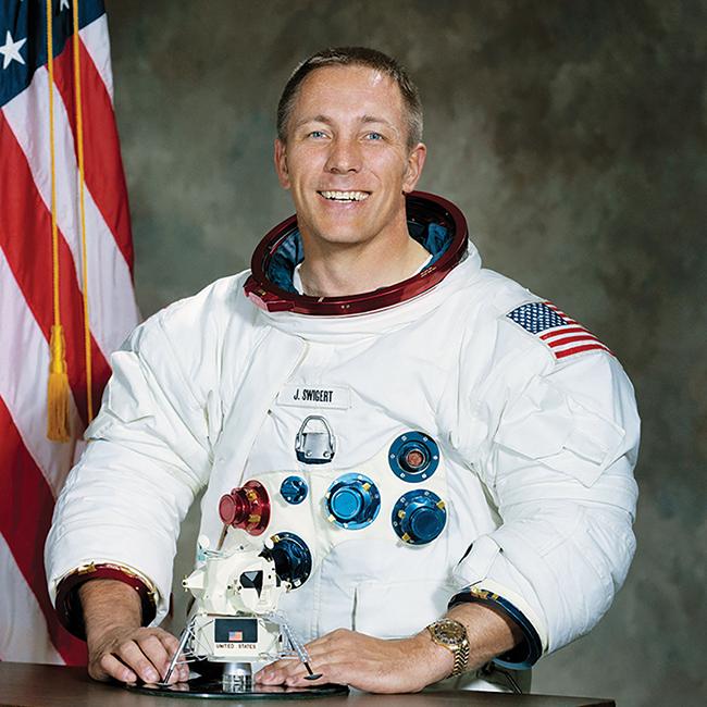 Happy 90th Birthday to Astronaut Jack Swigert!
