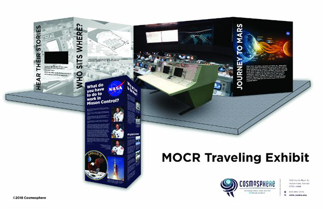 Cosmosphere to Receive NASA Funding!