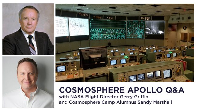 Preparing for a Lightning Strike: Cosmosphere Apollo Q&A