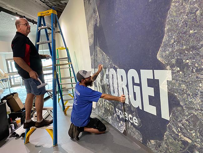 Cosmosphere Commemorates 9/11 with New Exhibit