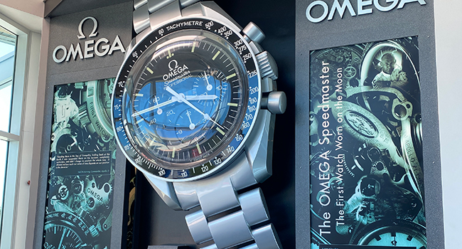 OMEGA + NASA = A Match Made in Space