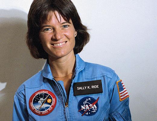 Happy 70th Birthday to Sally Ride!