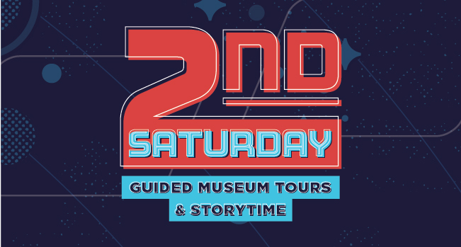 Second Saturday Storytime and Guided Tours Return