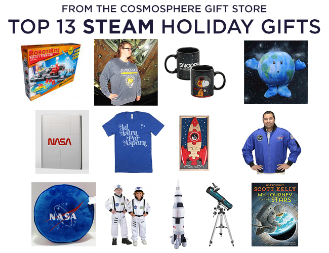Top 13 STEAM Holiday Gifts
