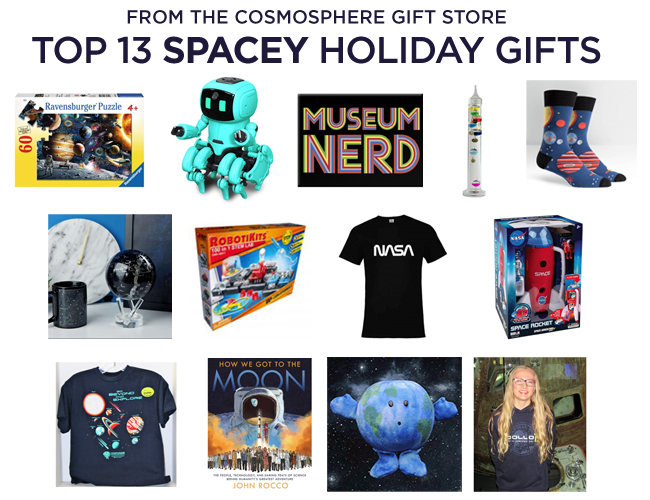 Top 13 SPACEY Holiday Gifts