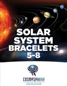 Solar System Bracelets 5-8
