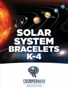 Solar System Bracelets K-4