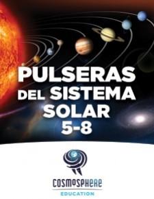 Pulseras del Sistema Solar 5-8