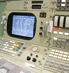 Restoration of Historic Mission Operations Control Room Consoles