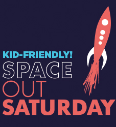 Space Out Saturday PLUTO PALOOZA