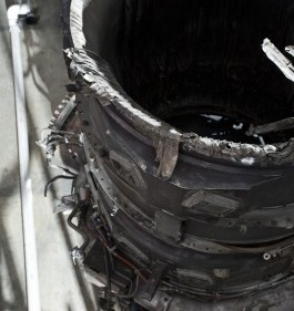 Conservation of the F-1 Engines from the Apollo Program