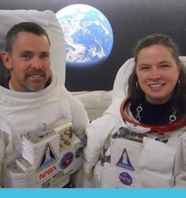 Adult Astronaut Adventure