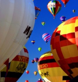 Soar to New Heights  in Albuquerque!