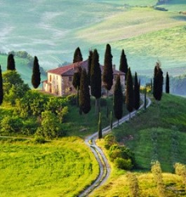 Tuscany home for 10 with a Private Chef!