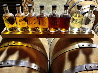 Kentucky Bourbon Trail Experience for Four