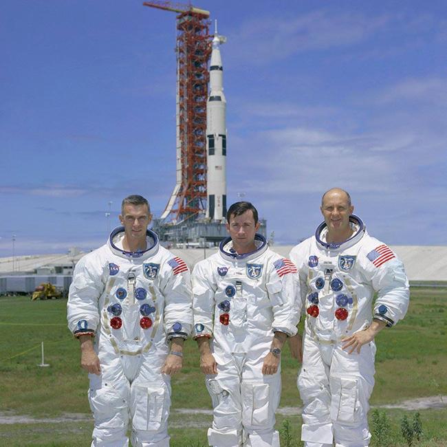 Liftoff of Apollo 10