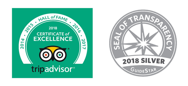 Cosmosphere Earns Awards from TripAdvisor and GuideStar