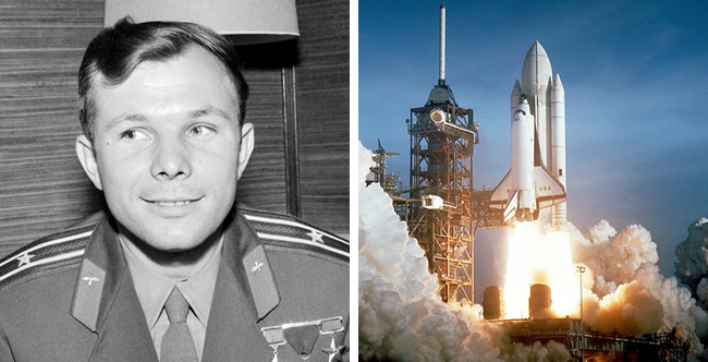 April 12 In Space History