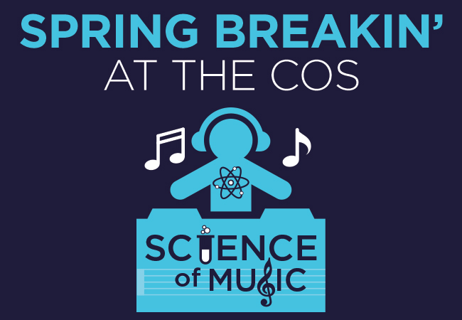 It's a Musical Spring Break at the Cosmosphere!